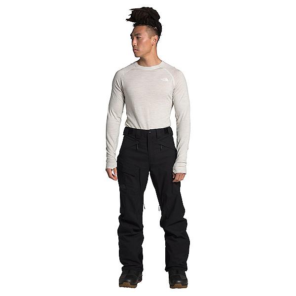 The North Face Freedom Mens Ski Pants, TNF Black, 600