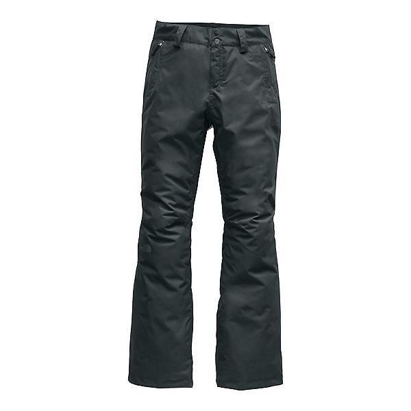 The North Face Sally Long Womens Ski Pants, Asphalt Grey, 600