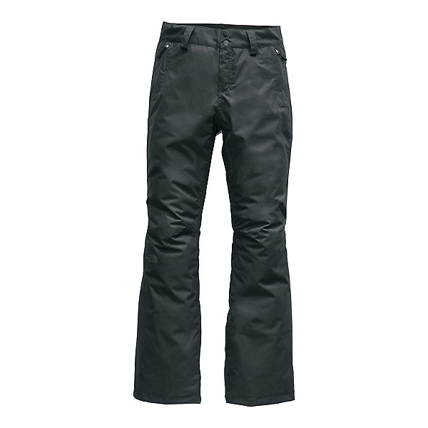 The North Face Sally Short Womens Ski Pants (Previous Season), Asphalt Grey, 600