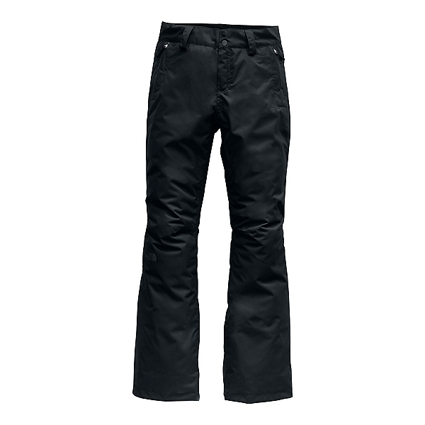 The North Face Sally Long Womens Ski Pants, TNF Black, 600