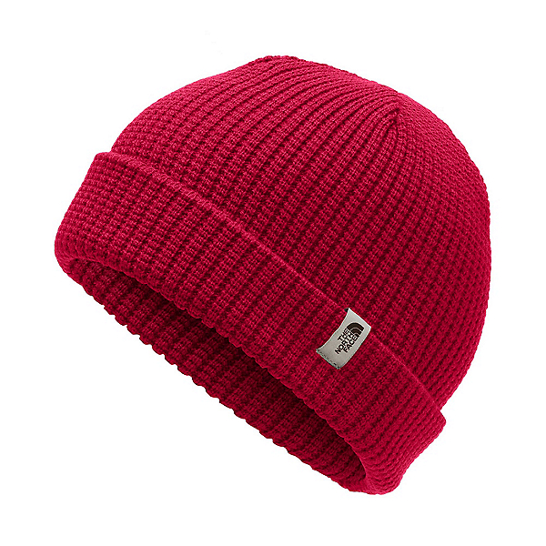 The North Face Waffle Hat, Cardinal Red, 600