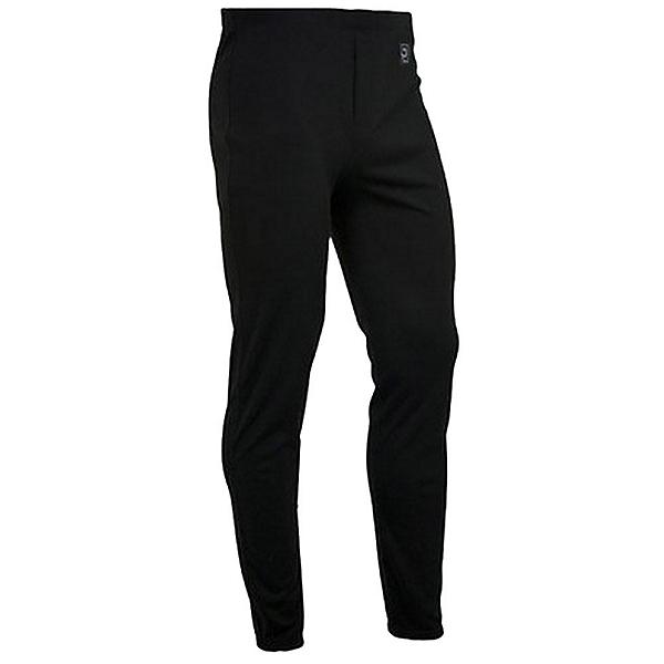 PolarMax Micro H2 Pant Mens Long Underwear Pants, Black, 600