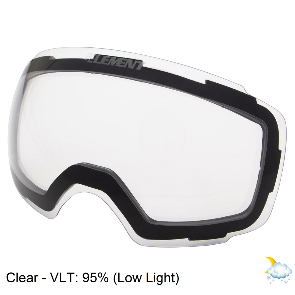 Image of 5th Element Stealth M Goggle Replacement Lens 2020