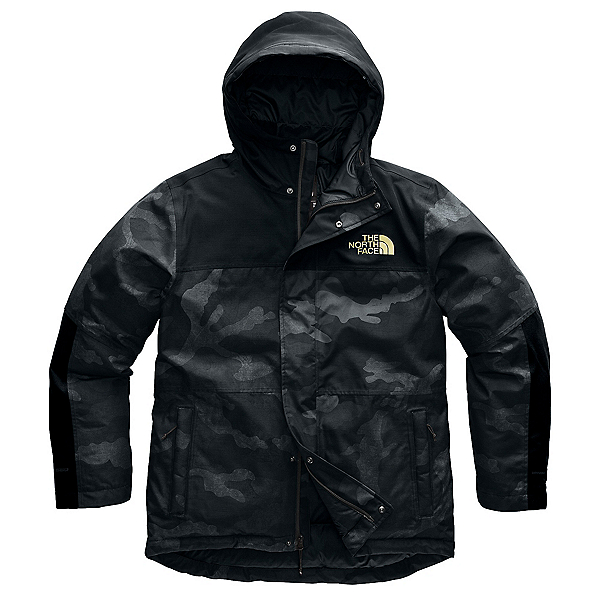 The North Face Balham Insulated Mens Jacket, , 600