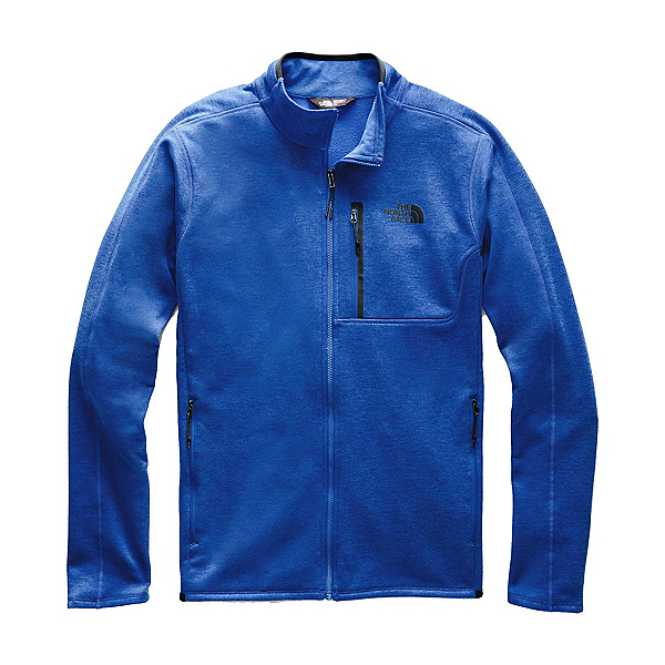The North Face Canyonlands Full Zip Mens Jacket, TNF Blue Heather, 600