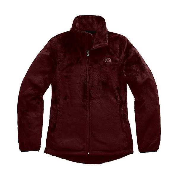 The North Face Osito Womens Jacket, Deep Garnet Red, 600