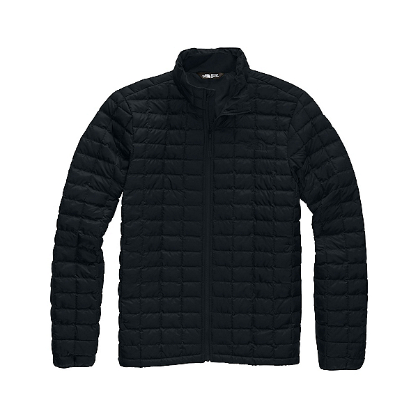 The North Face ThermoBall Eco Mens Jacket, TNF Black Matte, 600