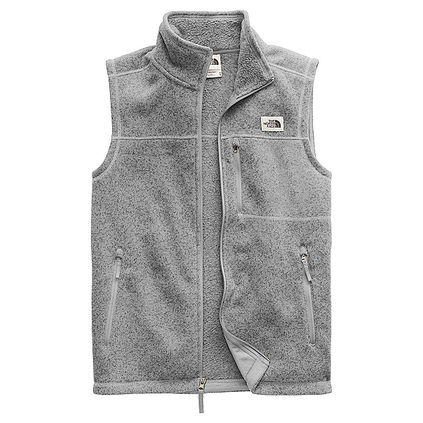 The North Face Gordon Lyons Mens Vest, TNF Medium Grey Heather, 600