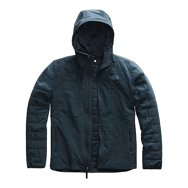 The North Face Mountain Sweatshirt 3.0 Mens Hoodie, Urban Navy, 600