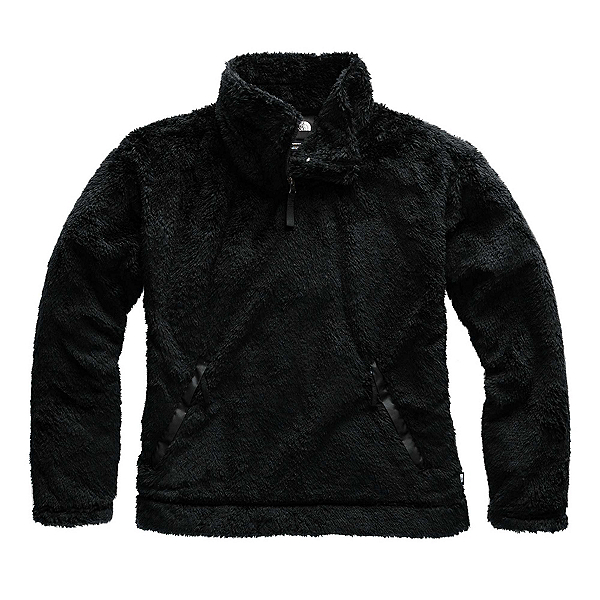 The North Face Furry Fleece Pullover Womens Jacket (Previous Season) 2020, TNF Black, 600