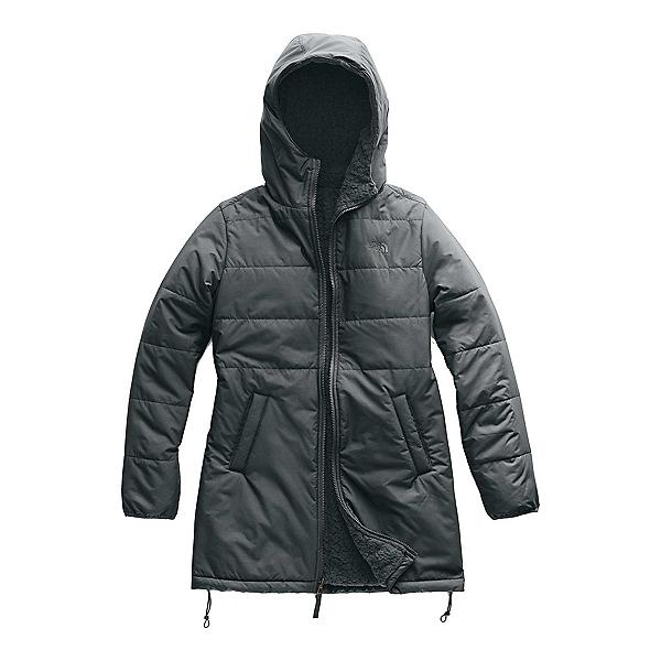 The North Face Merriewood Reversible Parka Womens Jacket, Asphalt Grey, 600