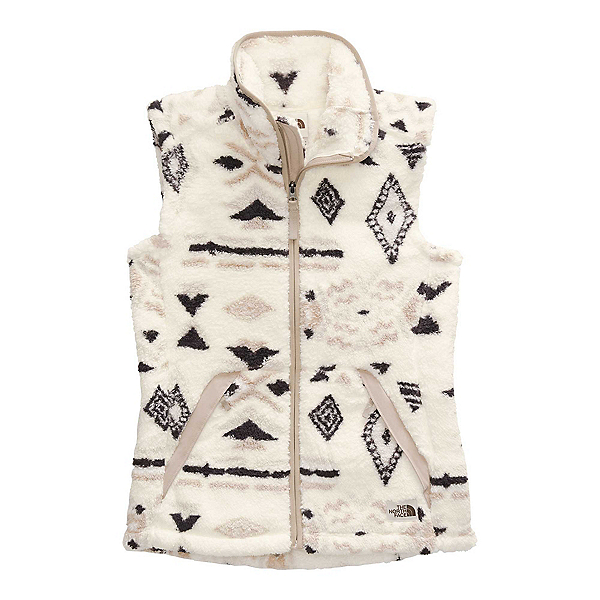 The North Face Campshire 2.0 Womens Vest (Previous Season) 2020, Vintage White California Geo P, 600
