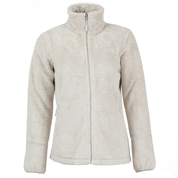 The North Face Seasonal Osito Womens Jacket (Previous Season) 2020, Vintage White-Peyote Beige Str, 600