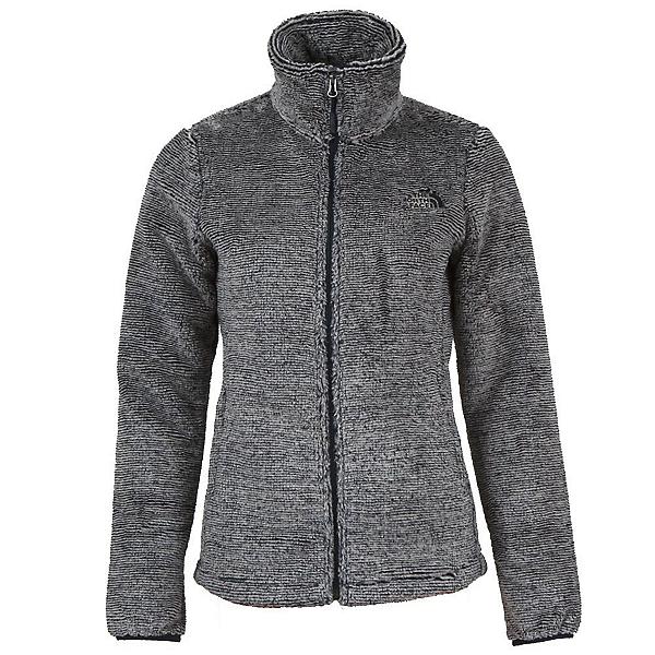 The North Face Seasonal Osito Womens Jacket (Previous Season) 2020, Urban Navy-Dove Grey, 600