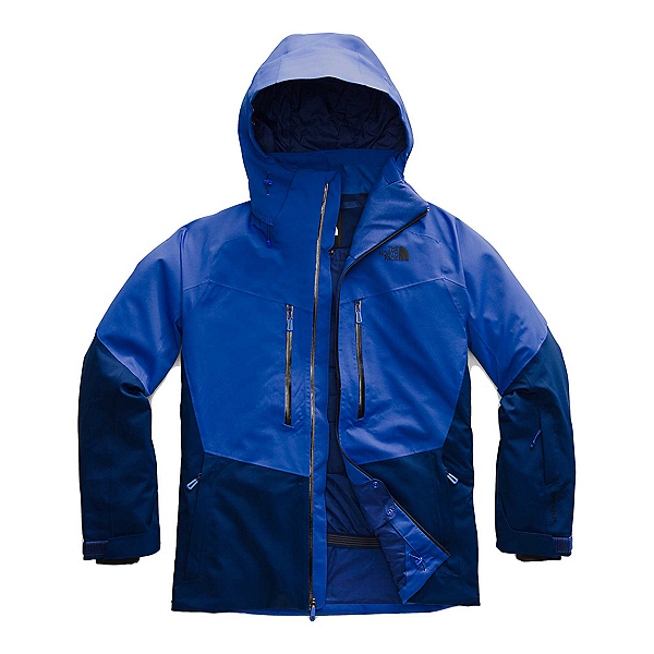The North Face Chakal Mens Insulated Ski Jacket, TNF Blue-Flag Blue, 600