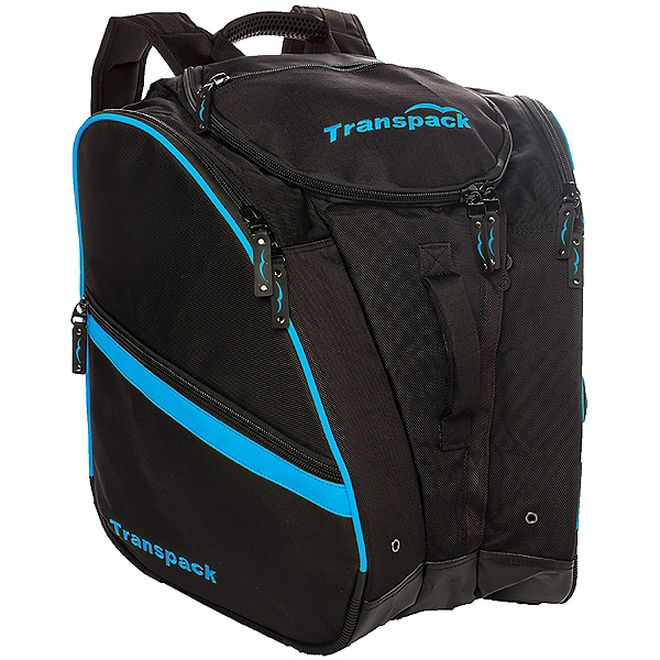 Transpack TRV Ballistic Pro, Black-Blue Electric, 600