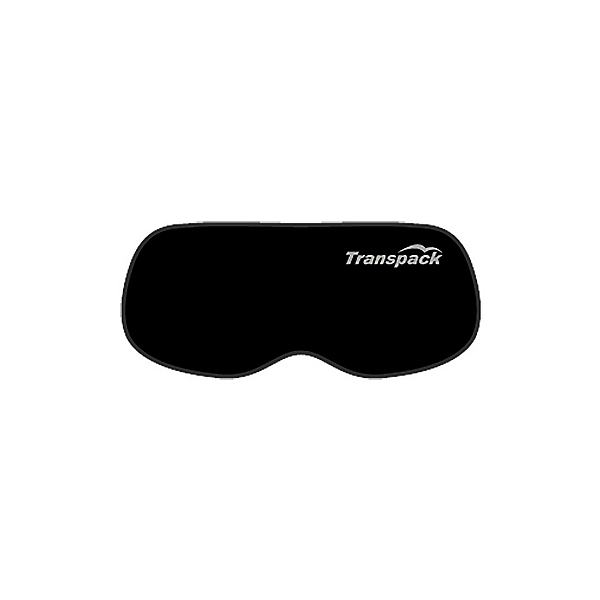 Transpack Goggle Cover Goggle Case 2021, Black, 600