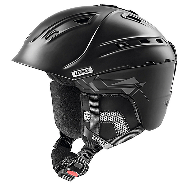 Uvex P2us Helmet 2020, Black Mat, 600