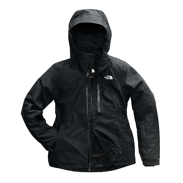 The North Face Descendit Womens Insulated Ski Jacket (Previous Season) 2020, , 600