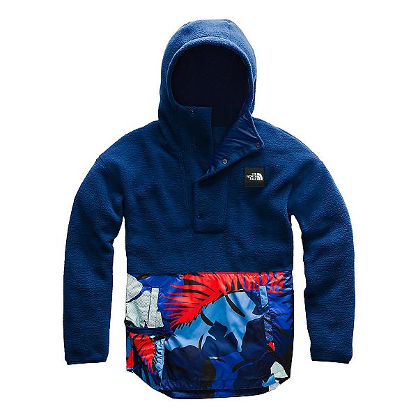 The North Face Riit Pullover Womens Hoodie (Previous Season) 2020, Flag Blue-Flag Blue Palms Prin, 600