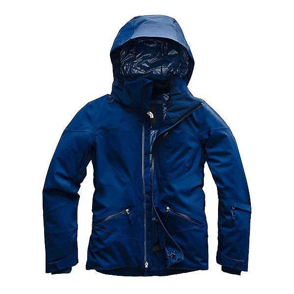 The North Face Lenado Womens Insulated Ski Jacket, Flag Blue, 600