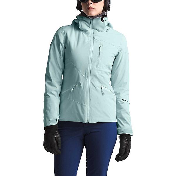 The North Face Lenado Womens Insulated Ski Jacket (Previous Season) 2020, Cloud Blue, 600