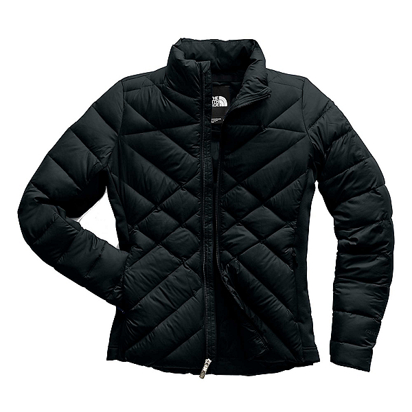 The North Face Lucia Hybrid Down Womens Jacket, TNF Black, 600