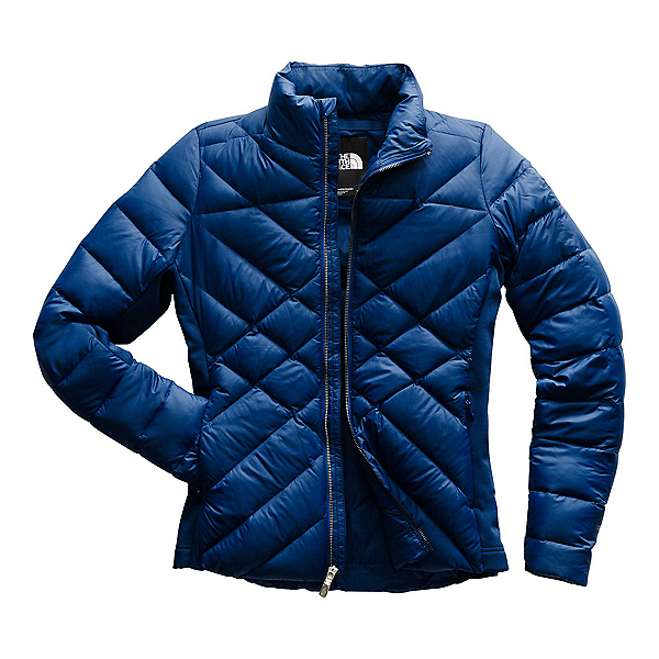 The North Face Lucia Hybrid Down Womens Jacket (Previous Season) 2020, Flag Blue, 600