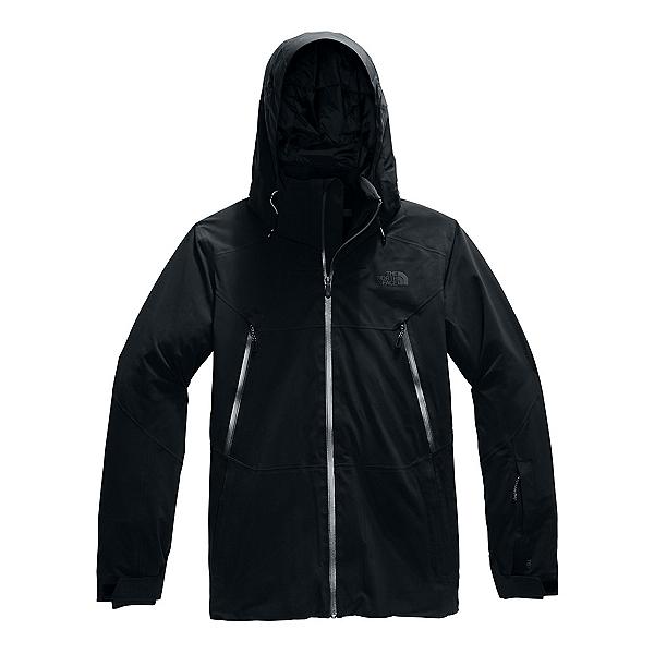 The North Face Apex Flex GTX 2L Mens Insulated Ski Jacket, TNF Black-TNF Black, 600