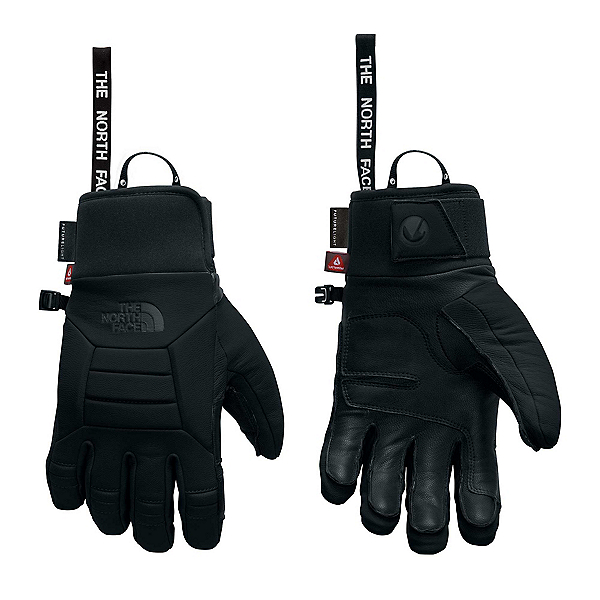 The North Face Steep Purist FUTURELIGHT Gloves, TNF Black, 600