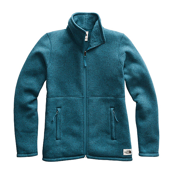The North Face Crescent Full Zip Womens Mid Layer (Previous Season) 2020, , 600