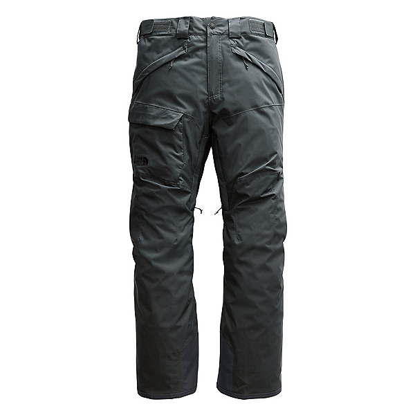 The North Face Freedom Short Mens Ski Pants, , 600