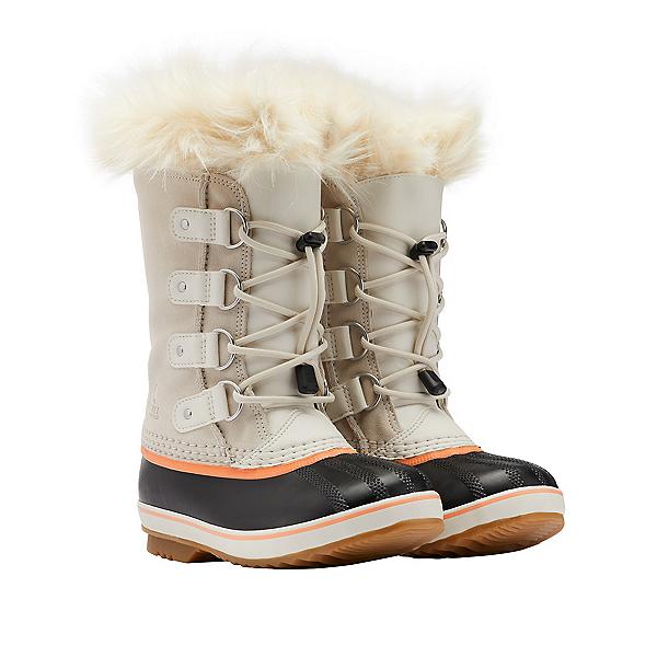 Sorel Joan of Arctic Girls Boots 2022, Fawn, Black, 600