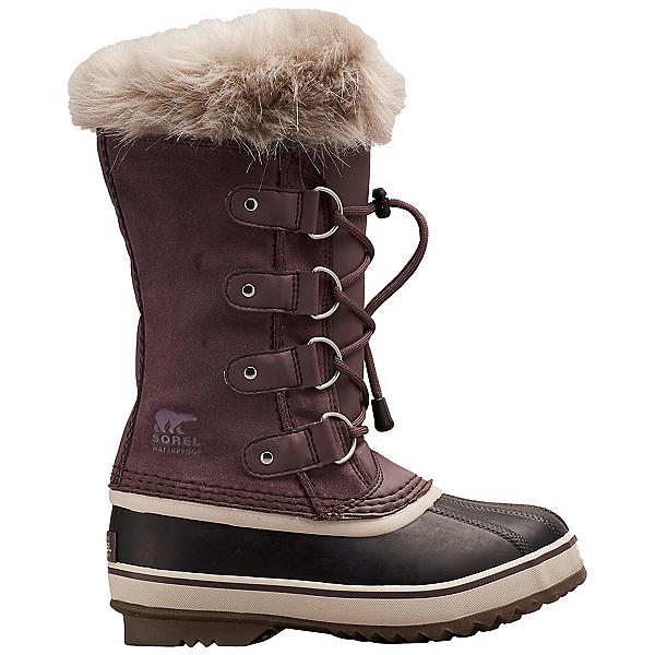 Sorel Joan of Arctic Girls Boots, Purple Sage-Black, 600