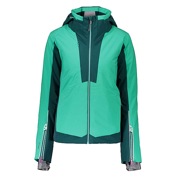 Obermeyer Malaki Womens Insulated Ski Jacket 2020, Lets Galapago, 600