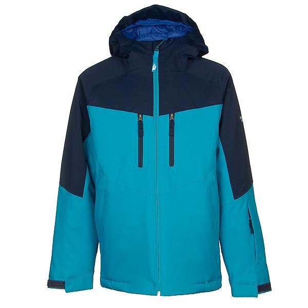 The North Face Chakal Boys Ski Jacket, Acoustic Blue, 600