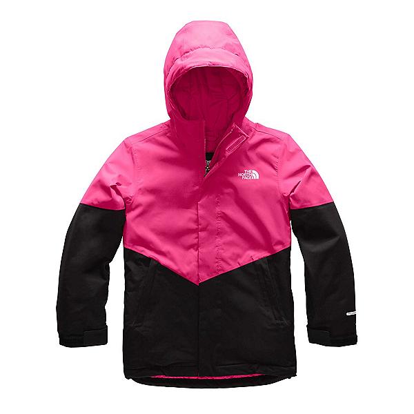 The North Face Brianna Girls Ski Jacket (Previous Season) 2020, Mr. Pink, 600