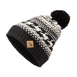 ea1668b0 The North Face Fair Isle Hat, Weathered Black-Vintage White, 256