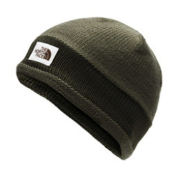 f438be5b The North Face TNF Logo Stripe Hat, New Taupe Green, 256