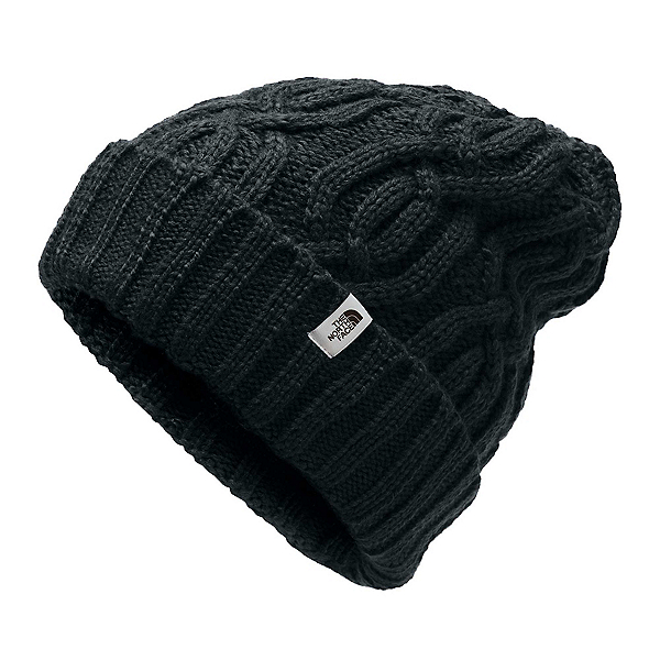 The North Face Cable Minna Hat, TNF Black, 600