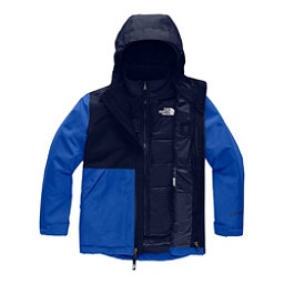 1abb0e619eb4 The North Face Fresh Tracks Triclimate Boys Ski Jacket, TNF Blue, 256