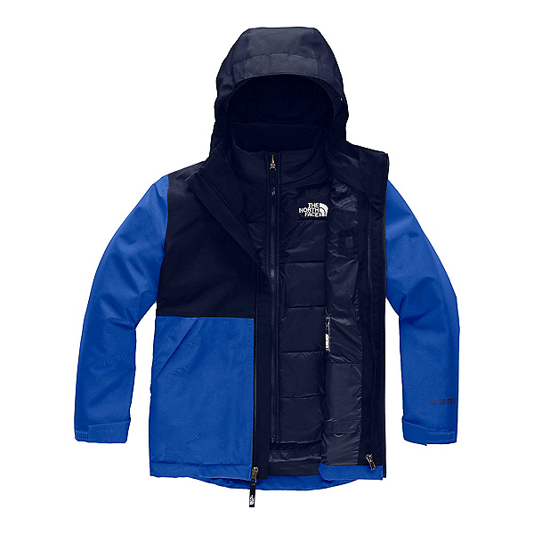 The North Face Fresh Tracks Triclimate Boys Ski Jacket, TNF Blue, 600