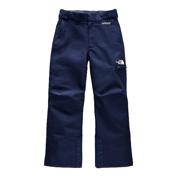 The North Face Fresh Tracks Kids Ski Pants, Montague Blue, 600