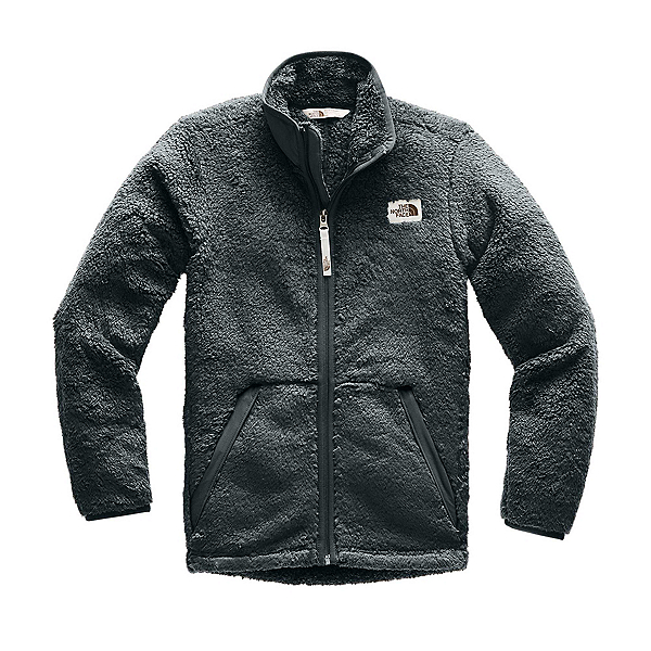 The North Face Campshire Full Zip Boys Jacket, Asphalt Grey, 600