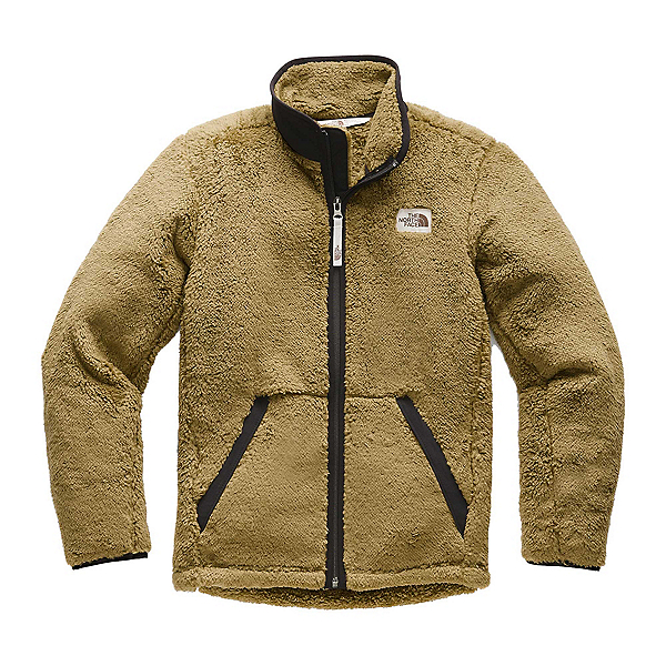 The North Face Campshire Full Zip Boys Jacket, British Khaki, 600