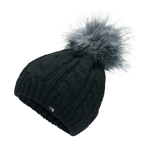 The North Face Oh-Mega Kids Hat, TNF Black-Mid Grey, 600
