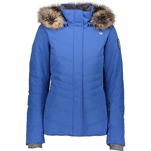 Obermeyer Tuscany II Petite Womens Insulated Ski Jacket, Azure, 600