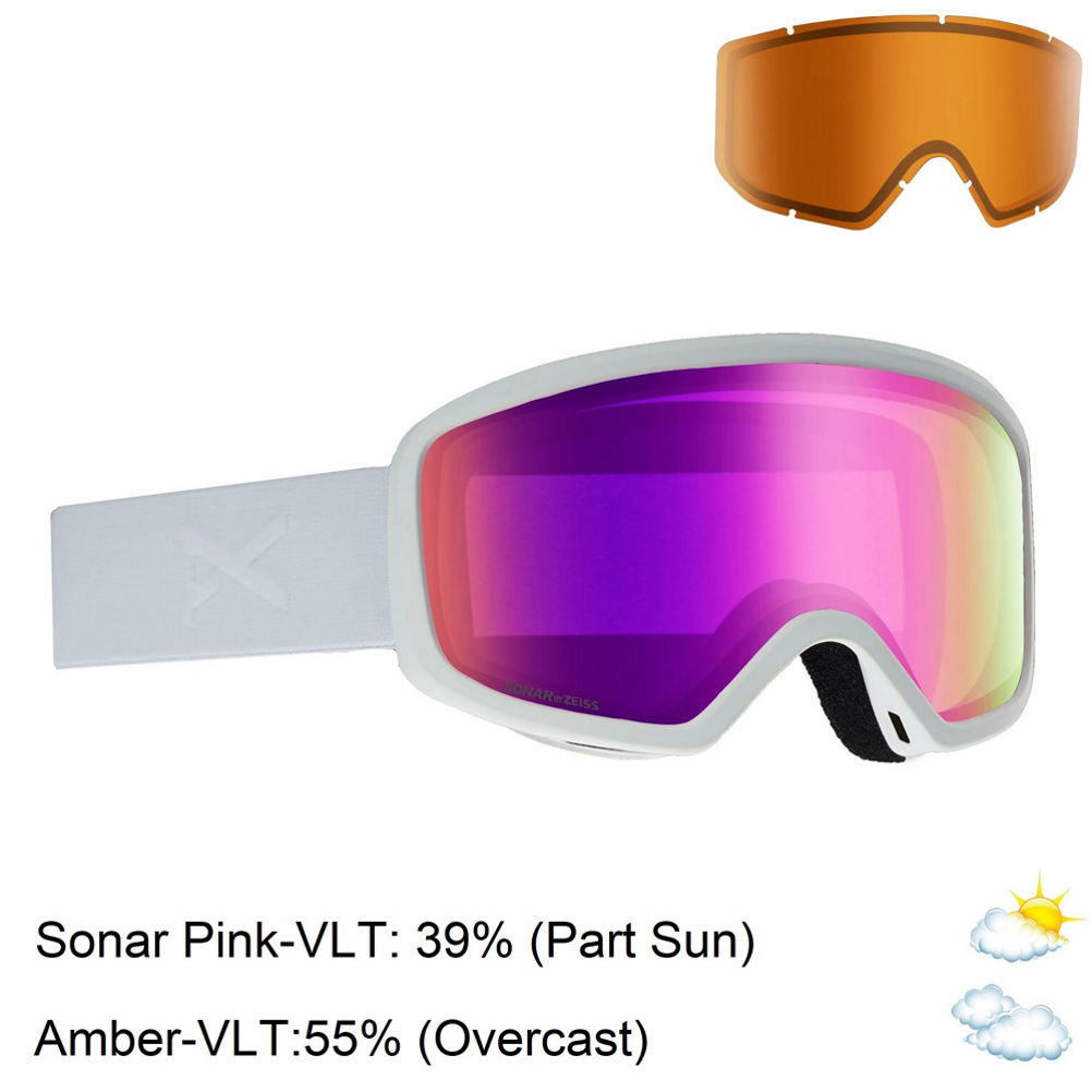 Image of Anon Deringer MFI Womens Goggles 2020