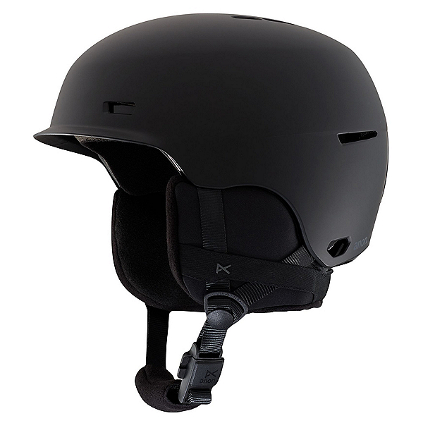 Anon Flash Youth Helmet, Black, 600
