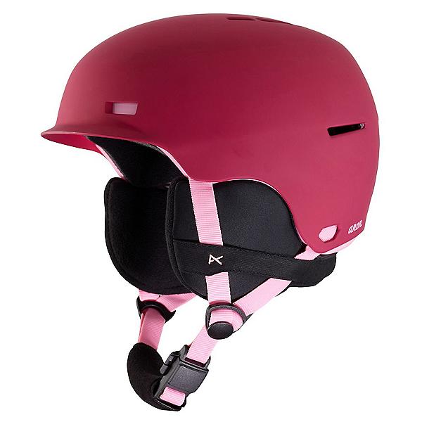 Anon Flash Youth Helmet 2020, Berry, 600